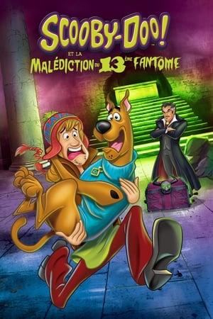 Affiche Scooby-Doo! et la malédiction du 13ème fantôme