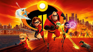 Incredibles 2 (2018) Hindi Dubbed Full Movie Online