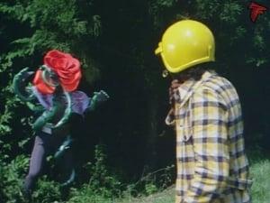 Kamen Rider Season 1 :Episode 75  Poison Flower Monster Roseranga - The Secret of the House of Terror