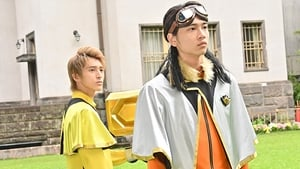 Super Sentai Season 44 :Episode 17  House Stone