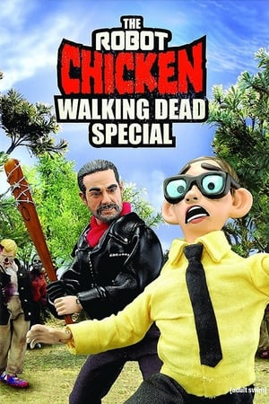 Watch The Robot Chicken Walking Dead Special: Look Who's Walking Full Movie