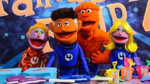 Sesame Street Season 45 :Episode 4  Numeric-con