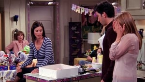 Friends Season 10 :Episode 4  The One with the Cake