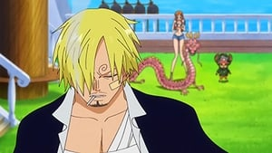 One Piece Season 18 :Episode 756  The Counterattack Begins! The Curly Hat Pirates move out!