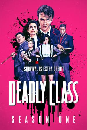 Deadly Class: Season 1 Episode 6 s01e06
