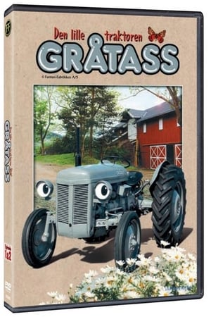 Den lille traktoren Gråtass