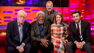 The Graham Norton Show Season 21 :Episode 1  Michael Caine, Morgan Freeman, Jack Whitehall, Gemma Whelan