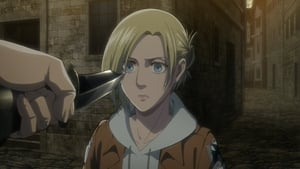 Attack on Titan Season 0 :Episode 20  [OVA] [Episode 16.5B] Lost Girls: Wall Sina, Goodbye Part 2