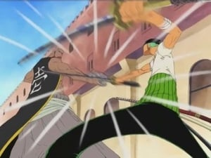 Zoro Bares His Fangs! A Savage Animal Stands in the Way!