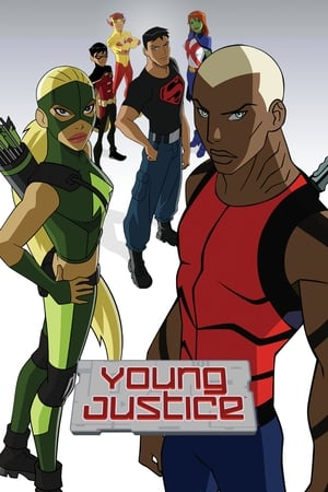 Young Justice Season 1 Episode 12