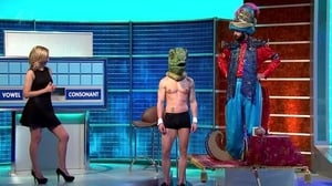 8 Out of 10 Cats Does Countdown Season 5 :Episode 1  Episode 1