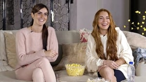 Lindsay Lohan Joins the Party