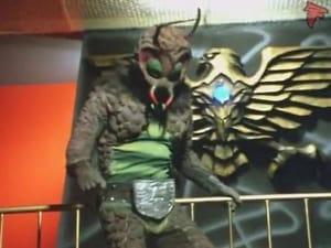 Kamen Rider Season 1 :Episode 57  Tsuchigumo Man Poisonmondo