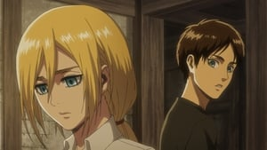 Attack on Titan Season 3 :Episode 1  [38] Smoke Signal