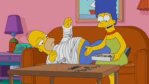 The Simpsons Season 28 :Episode 9  The Last Traction Hero