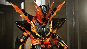 Kamen Rider Season 28 :Episode 31  Overflow, Magma!