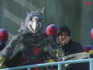 Kamen Rider Season 1 :Episode 90  Fear's Pet Strategy, Rider SOS