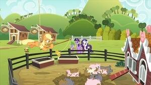 Applejack's 'Day' Off