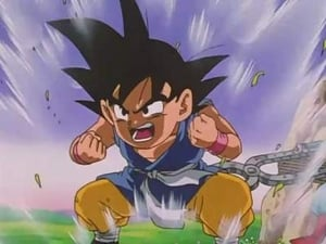Dragon Ball GT Season 1 :Episode 33  Eat This, Bebi! New Uubu's Killing Light Ray!!