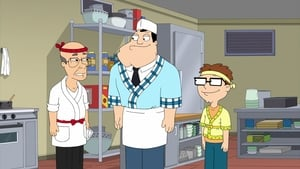 American Dad! Season 14 : The Enlightenment of Ragi-Baba