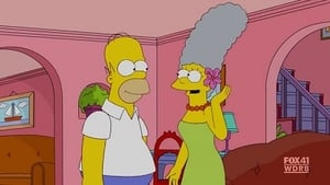 The Simpsons Season 22 :Episode 13  The Blue and the Gray