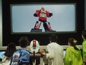 Super Sentai Season 14 :Episode 19  Red Brawling Robot
