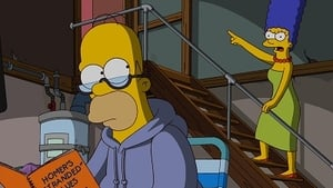 The Simpsons Season 23 :Episode 18  Beware My Cheating Bart