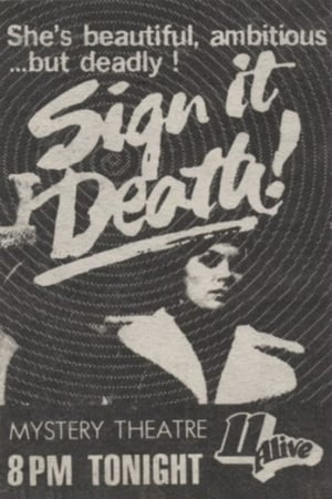 Sign it Death