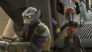 Star Wars : Rebels saison 2 episode 10
