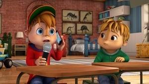 Alvinnn!!! and The Chipmunks Season 2 :Episode 49  Wacky Wednesday