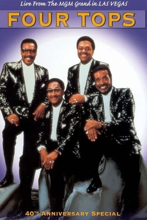 Four Tops Live From The MGM Grand in Las Vegas