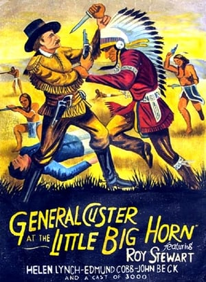 General Custer at the Little Big Horn