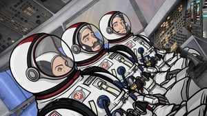 Archer Season 3 : Space Race (1)