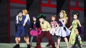 Captura de My Hero Academia Two Heroes La Película (2018) HD 1080p Latino