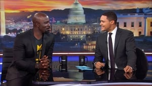 The Daily Show with Trevor Noah Season 23 : Mike Colter