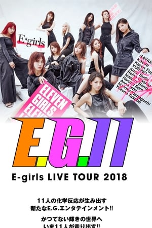 E-girls LIVE TOUR 2018 ~E.G. 11~