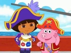 Dora the Explorer Season 5 :Episode 17  Pirate Treasure Hunt