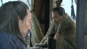 Cao Cao executes Yang Xiu at Mount Dingjun