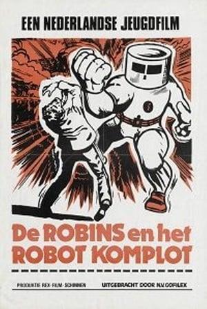 De Robins en Het Robot Komplot