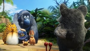 Captura de Les as de la jungle (2017) 1080p – 720p Latino
