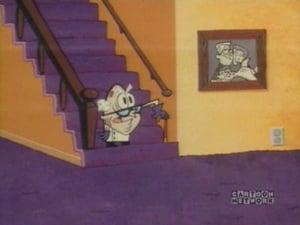 Captura de El laboratorio de Dexter 1×3