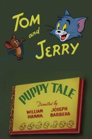 Jerry et le petit chien