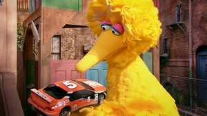 Sesame Street Season 49 :Episode 34  Slimey at the Car Race