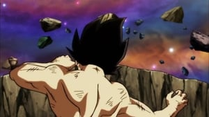 Noble Pride to the End! Vegeta Falls!!
