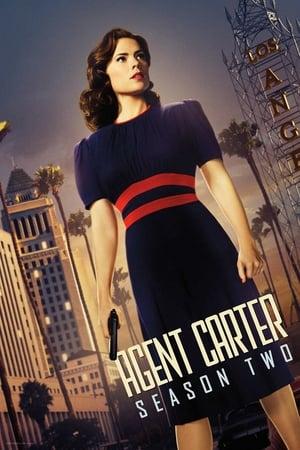 Agente Carter 2ª Temporada Torrent, Download, movie, filme, poster