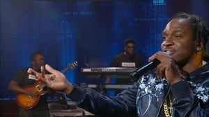 The Daily Show with Trevor Noah Season 21 : Pusha T