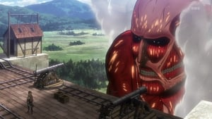 Attack on Titan Season 1 :Episode 4  The Night of the Closing Ceremony: Humanity's Comeback, Part 2