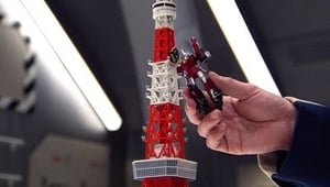 Super Sentai Season 0 : Tokumei Sentai Go-Busters the Movie: Protect the Tokyo Enetower!