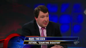 The Daily Show with Trevor Noah Season 15 : Marc Thiessen