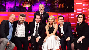 The Graham Norton Show Season 21 :Episode 11  Mark Wahlberg, Tom Holland, Woody Harrelson, Andy Serkis